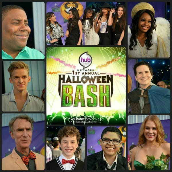 The Hub Network Halloween Bash #HubHalloweenBash