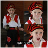 Arrrgh you ready for Halloween? Costume Express wants to help!