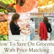 How To Save Money On Groceries With Price Matching
