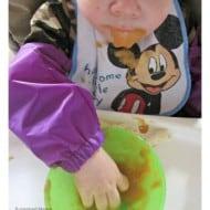 Moms of Messy Kids Love Sleevie Savers + #Giveaway