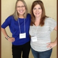 Wordless Wednesday – Meeting Jennifer at #TypeACon