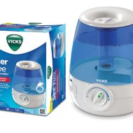 Vicks Cool Mist Humidifier from Kaz #Giveaway