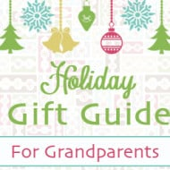 Holiday Gift Guide 2013 – For Grandparents
