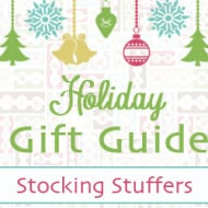 Holiday Gift Guide 2013 – Stocking Stuffers