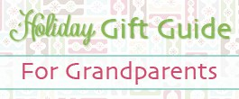 2013 Gift Guide Grandparents
