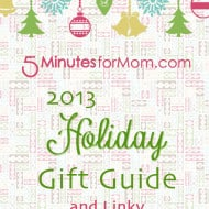 Christmas Gift Guide 2013 – Link Up Your Own Guide