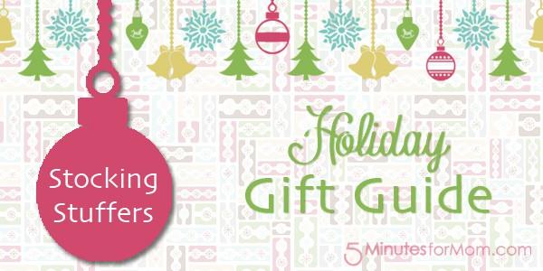 2013 Gift Guide Stocking Stuffers