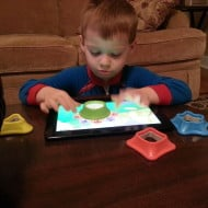 Tiggly Shapes Review and Giveaway