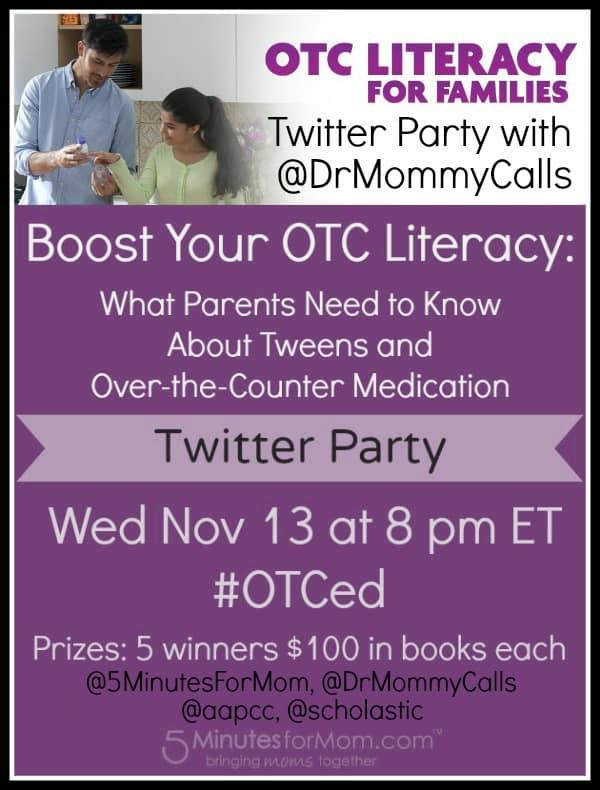 OTC Twitter Party