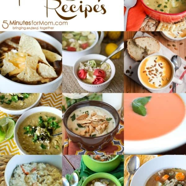 10 Perfect Fall Soup Recipes