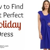 How to Find that Perfect Holiday Dress