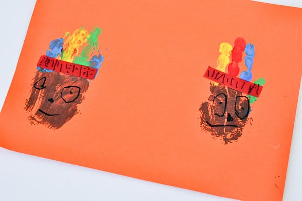 Thanksgiving Handprint Art-2