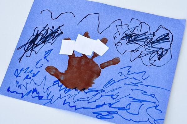 Thanksgiving Handprint Art-5