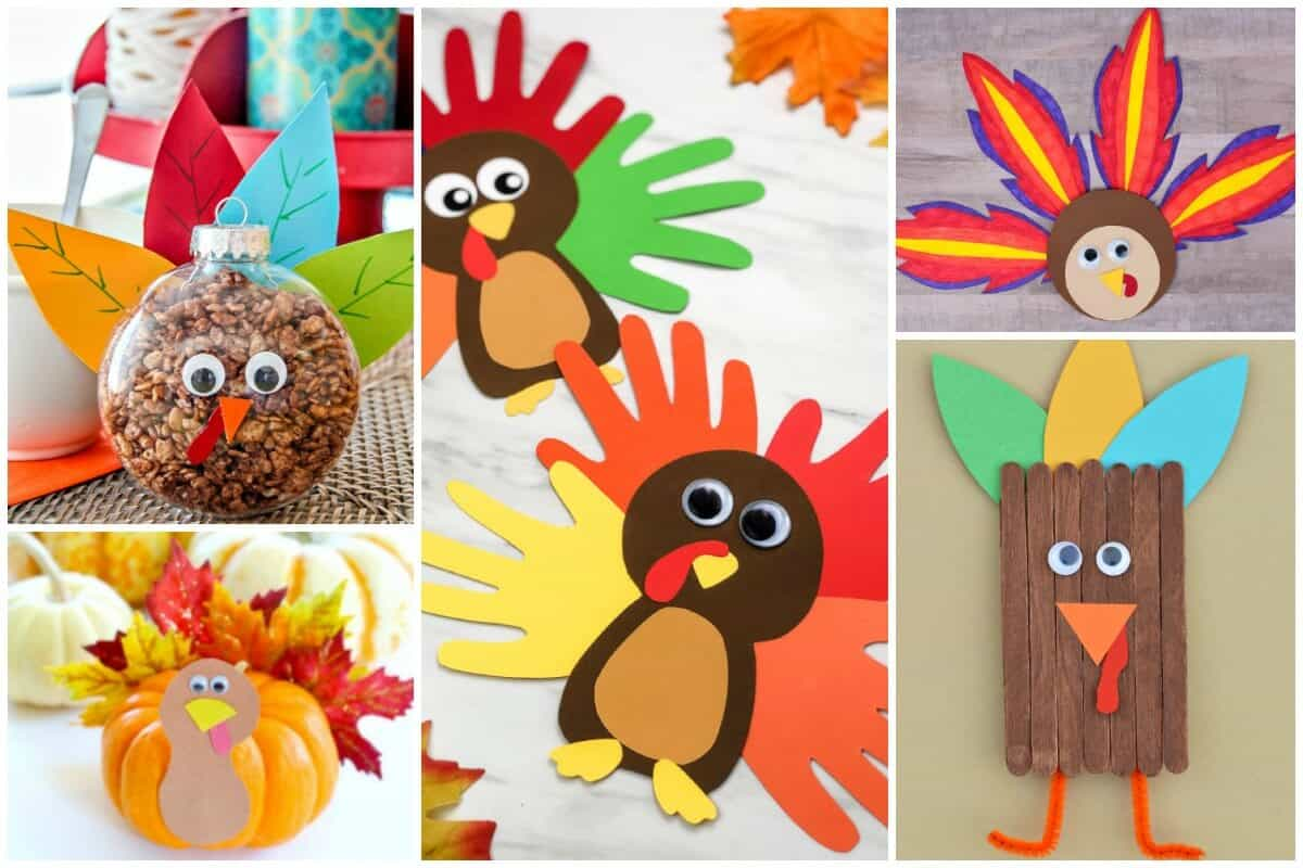 Thanksgiving Activities For Kids 5 Minutes For Mom