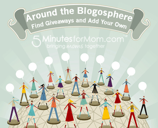 Around the Blogosphere – Add YOUR Giveaway Link #Giveaways
