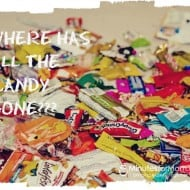 Wordless Wednesday –Where Has All the Candy Gone???