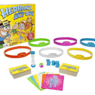 Headbanz Act Up! and Boom Boom Balloon Giveaway