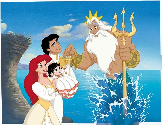 Return to the Sea with The Little Mermaid: 3 Disc Special ...