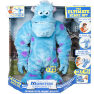 Monsters University Scare Off Sulley Giveaway