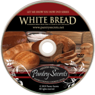 Bake Bread the Pantry Secrets Way #Giveaway