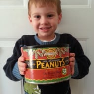 Virginia Salted Peanuts Review and Giveaway