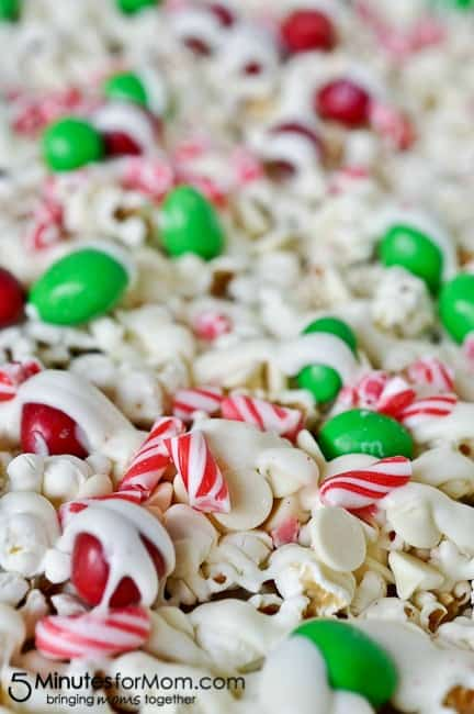 Christmas Crunch Popcorn 1WM