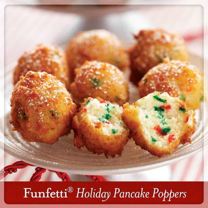 Funfetti Poppers