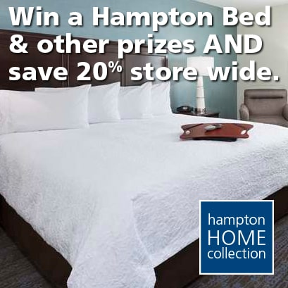 Hampton Holiday Sweepstakes
