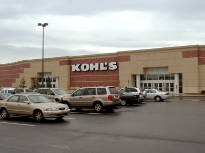 Kohl's Pays it Forward