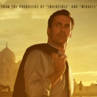 Million Dollar Arm Poster and Trailer #MillionDollarArm