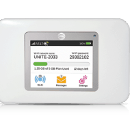 Wi-Fi On The Go With #AT&TUnite