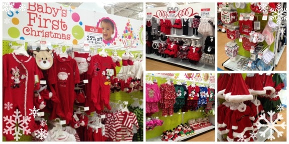 Celebrate Baby this Christmas with Babies R Us Babys First