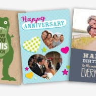 Need a Last Minute Greeting Card?  CleverCards has an App for that!