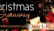 Christmas Giveaway 2013 – Winners
