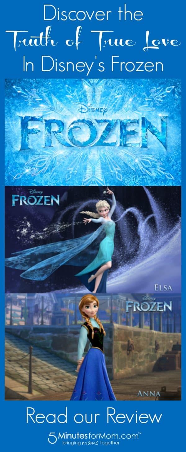 Disney Frozen - Discover the Truth of True Love