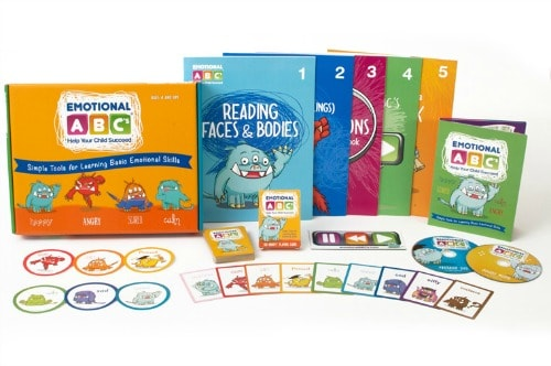 Emotional ABC's Helps Kids Learn to Control Their Emotions