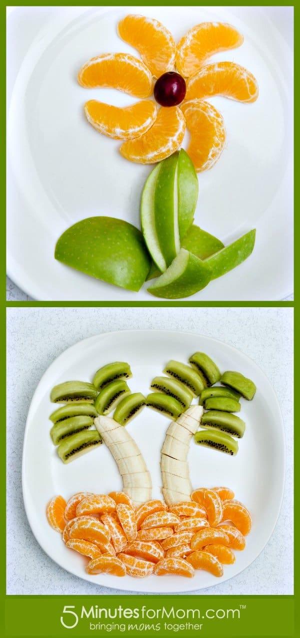 Fruit Art for Kids
