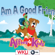 Affies for Kids: A Magazine for the Whole Family