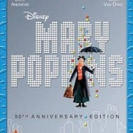 Have a Mary Poppins Christmas – 50th Anniversary Edition, first time on Blu-Ray