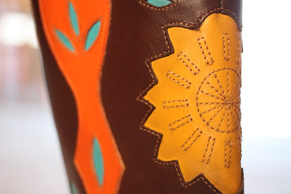 How to style cowboy boots