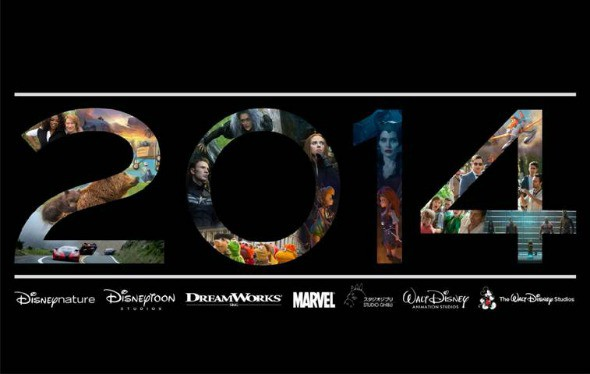 Walt Disney Studios Motion Pictures 2014 Releases