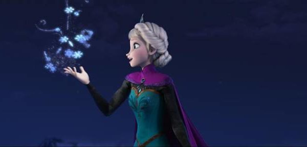Disney's Frozen Sing-Along Coming Soon To Theaters