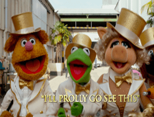 Muppets Most Wanted – Across The Internet