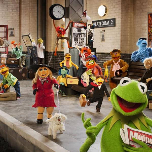 It's Outrageous, No Nominations for Disney Muppets Most Wanted!
