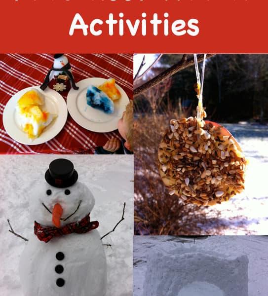 Preschool Winter Activities