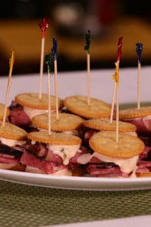 RITZ Game Day Recipes