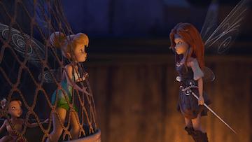 The Pirate Fairy Gets A Costume Designer