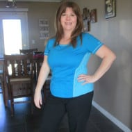 Workout in Style with Curves New Workout Gear (plus Giveaway)
