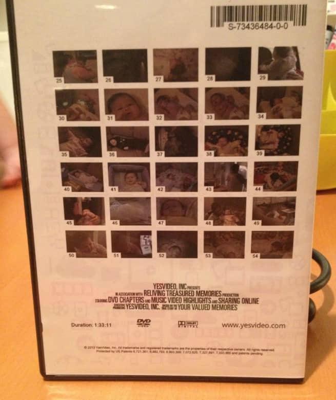 YesVideo-DVD