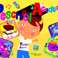 Playing = Learning with the Preschool Academy App